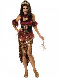 Костюмы на Новый год: ведьма Вуду