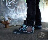 Sneaker Speaker: динамики для кроссовок от Ray Kingston Inc.