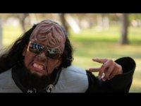Klingon Style: пародия на Gangnam Style от любителей «Звездного пути»