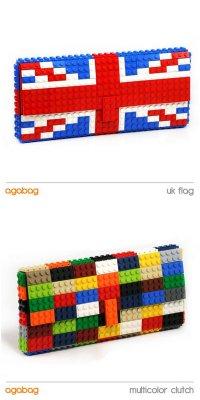 Сумочки из конструктора Lego