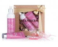 Новогодний набор Stenders «Ощутите увлажняющую силу цветов!»