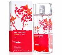Новый аромат Happy In Red от Armand Basi