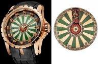Эксклюзивные наручные часы Excalibur Table Ronde