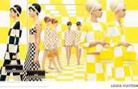 Louis Vuitton: теперь и в клеточку!