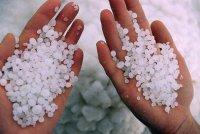 Польза морской соли для здоровья