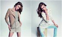 Миранда Керр в рекламе Mango
