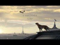 Рекламный ролик L`Odyssee de Cartier