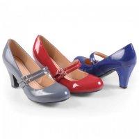 Модный словарь: туфли Мэри Джейн