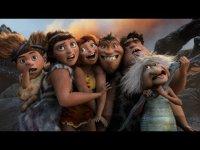 Официальный трейлер мультфильма «Семейка Крудс»