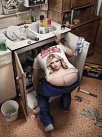 Немецкая печатная реклама