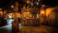Green Dragon Pub: новозеландский паб в стиле «Хоббита»