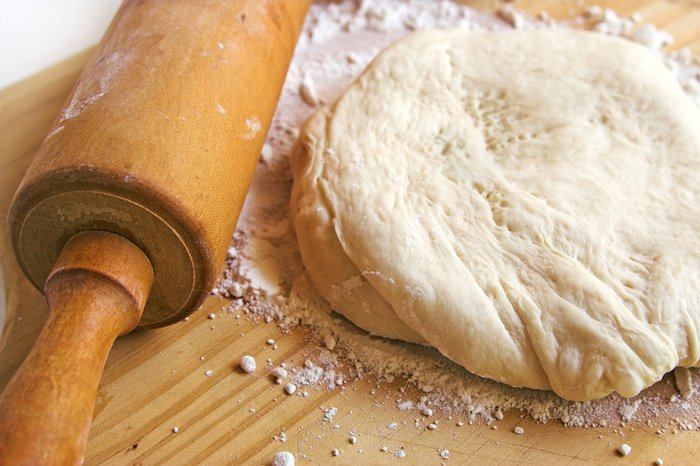 Как делать пресное тесто?