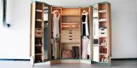 Оригинальный шкаф-гардероб Hosun Ching