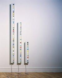 Креативный светильник Slide Light от студии Suck UK