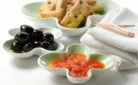 Домашние крекеры с оливками к любимому вину