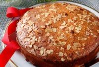 Новогодняя выпечка: греческий пирог василопита