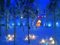 Куда поехать на Новый год? Рованиеми, Финляндия