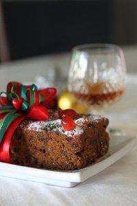 Рождественская выпечка: английский фруктовый кекс