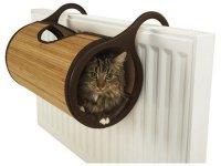 В холодоное время года кота надо хранить в тепле