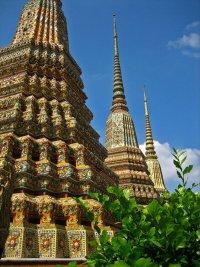 Ват Пхо в Таиланде