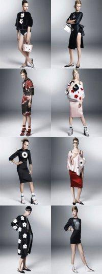 Рекламная кампания Prada весна-лето 2013