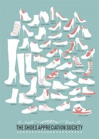 Виды туфель