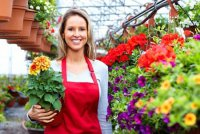 Флорист - сама счастливая профессия в мире