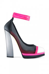 Совместная коллекция обуви Pre-Fall 2013 от Prabal Gurung и Casadei