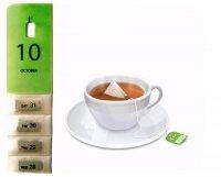 Чайный календарь: необычные чайные пакетики Calendar Teabags от Cho Hee Ha