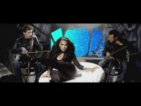 2CELLOS feat. Naya Rivera - «Supermassive Black Hole»