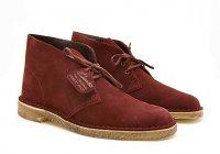 Виды обуви: дезерты (desert boots)
