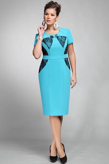 Нарядное платье для встречи Нового года на работе
