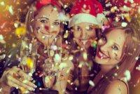5 фотографий, которые вы обязаны сделать на Новый год: бокал шампанского