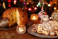 Рождественская выпечка: панеттоне