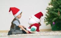 Детские стихи к Новому году: Песня для елочки
