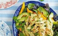 Новогодний салат «Калифорния»