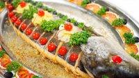 Блюдо на Новый год: фаршированная щука