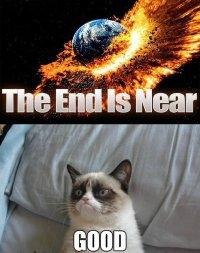 Конец света близко!