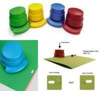 Go-Go Staple Less Stapler: степлер, которому не нужны скобы