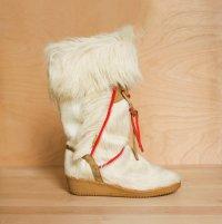 Виды обуви: апрески (après-ski boots)