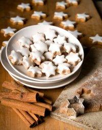 Рождественская выпечка: цимтштерне