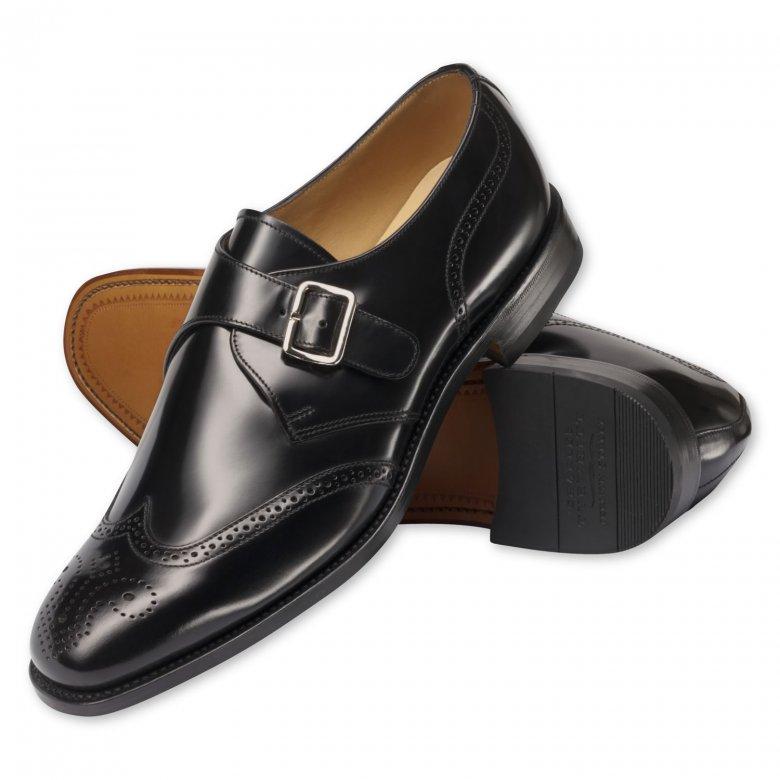 Виды обуви: монки (monk shoes)