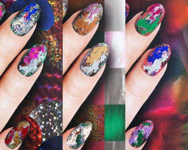 Революционное покрытие Very Colourfoil Manicure от Ciaté