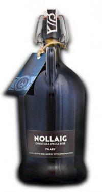 Nollag: рождественский эль с хвоей