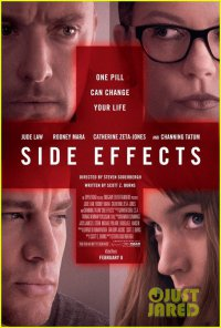 Постер фильма «Побочный эффект»