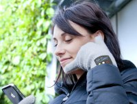 Перчатки-гарнитура Bluetooth Gloves