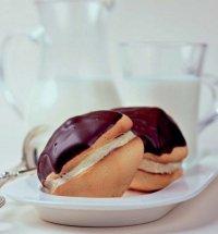 Бисквитные пирожные «Буше»