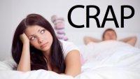 Пять вещей, которые не нравятся мужчинам в постели