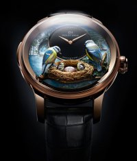 The Bird Repeater от Jaquet Droz