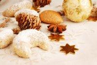 Рождественская выпечка: Vanillekipferl